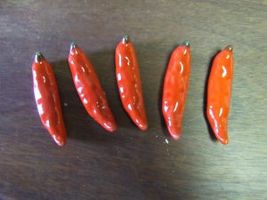 pepper chopstick rests