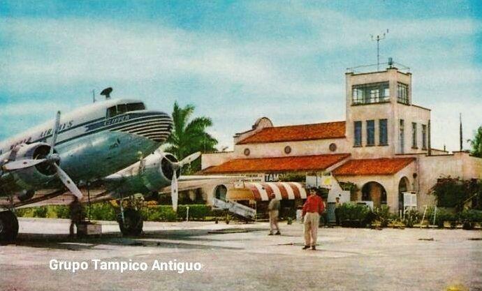 Antiguo Aeropuerto George L. Rhil