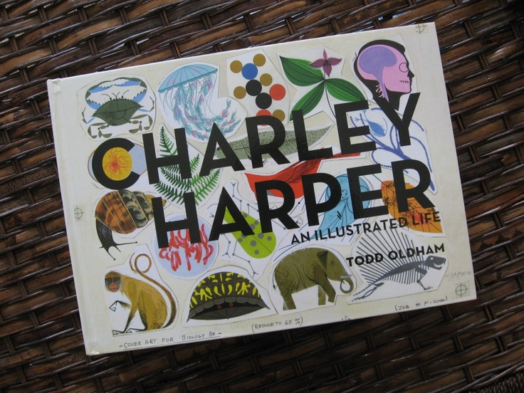 Great retrospective & tons of fantastic animal illustrations from the great Charley Harper.