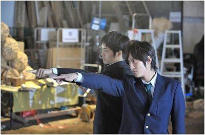 Detective Conan SP4 -Shinichi Kudo and the Kyoto Shinsengumi Murder Case- (J-movie 2012)  