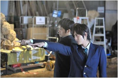 Detective Conan SP4 -Shinichi Kudo and the Kyoto Shinsengumi Murder Case- (J-movie 2012) |