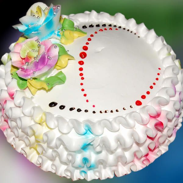 Beginners Birthday Cake Designs