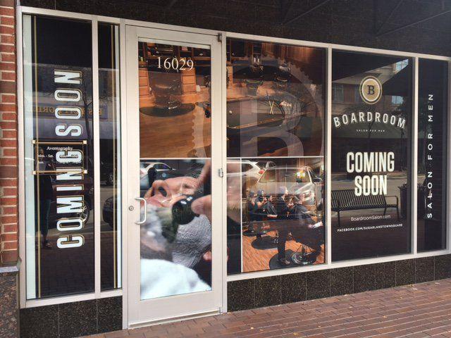 The Boardroom Salon for Men franchise
