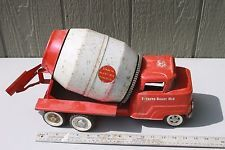 Structo Redi-Mix Cement Truck - 1950