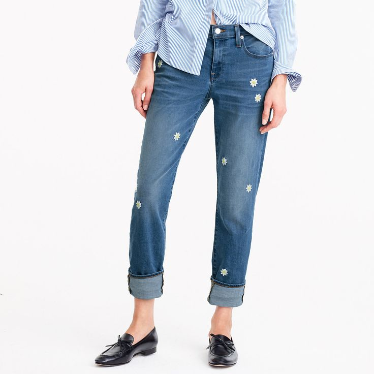 Low Price Fee Shipping J.crew Woman Distressed High-rise Boyfriend Jeans Indigo Size 29 J.crew Discount Professional Authentic Online Pay With Visa Cheap Online lWjDYASfwZ