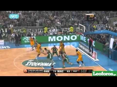 Dimitris Diamantidis-First Player in Steals in Euroleague History
