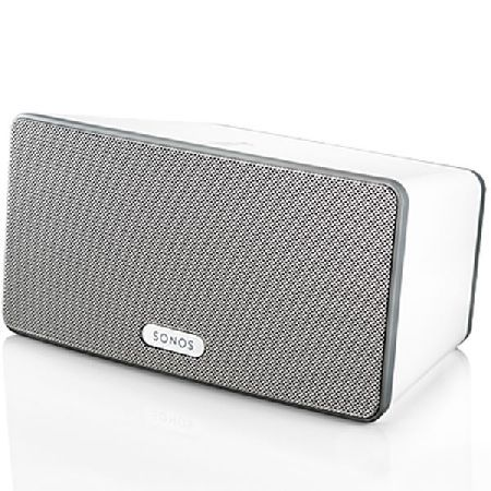 Sonos PLAY3 WHITE Wireless Multi-Room Speaker 3 x Amps White http://www.MightGet.com/january-2017-13/sonos-play3-white.asp