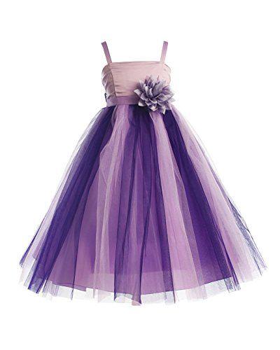 Joy Kids Big Girls Two Tone Tulle Special Occasion Flower Girl Dress 8 Purple Joy Kids http://www.amazon.com/dp/B00TPZQLHC/ref=cm_sw_r_pi_dp_O3xIvb1HS4CW2