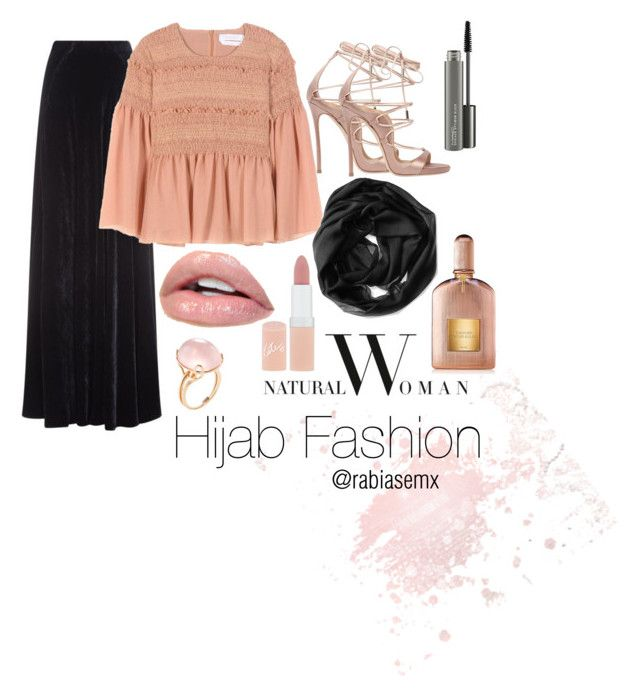 """""""new"""" by rabiasemx on Polyvore featuring Etro, See by Chloé, Dsquared2, Rimmel, MAC Cosmetics, Goshwara, Calvin Klein and Tom Ford"""