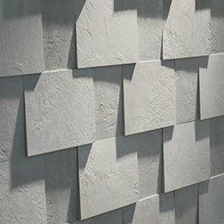 Simple  Kronos Prima Materia Cemento Muro D x cm Feinsteinzeug Betonoptik