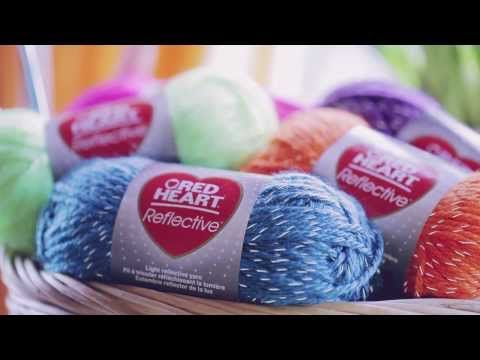 Knitting Patterns For Red Heart Reflective Yarn : 17 Best images about Yarn & Yarn Storage on Pinterest ...