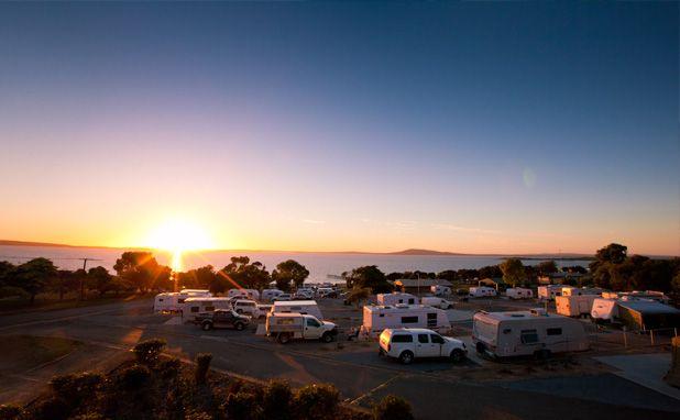Port Lincoln Tourist Park - South Australia - Home
