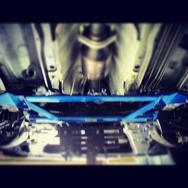 Lower Arm Bar installation 13_11_12