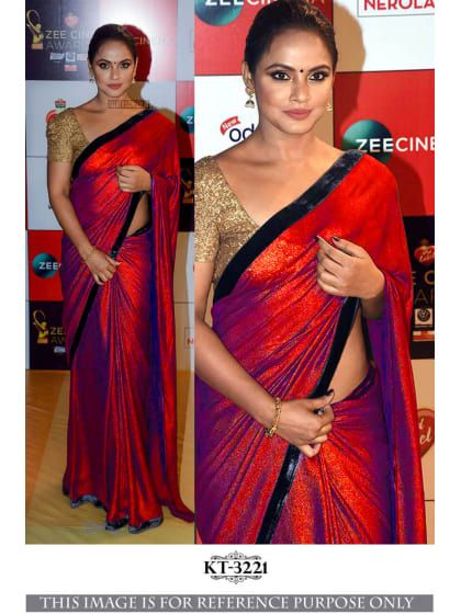 2c83ffa72c Designer Lycra Silk Embroidered Saree | Only on lavender90.wooplr.com |  Best sarees Online #outfits#designersaree#indianwear#onlinesale