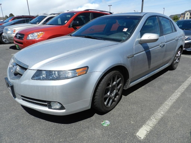 Used Acura TL Type S