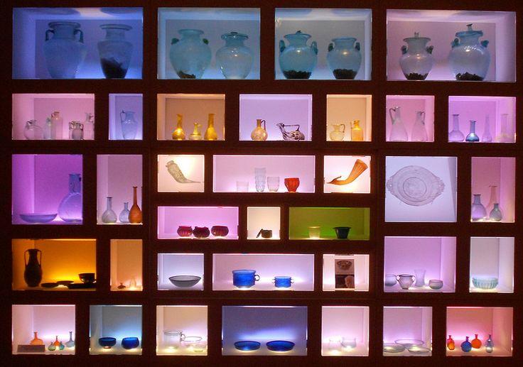 vetri, museo archeologico nazionale, Adria