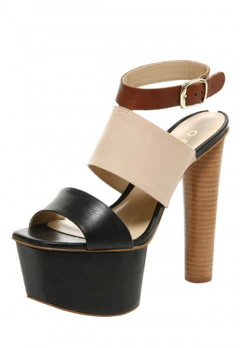 Office S/S 2012 Collection, Office shoes, high heels, flat shoes, latest shoe collection, peep toe shoes, lace-up heels, shoes for work, going out heels, latest shoe styles
