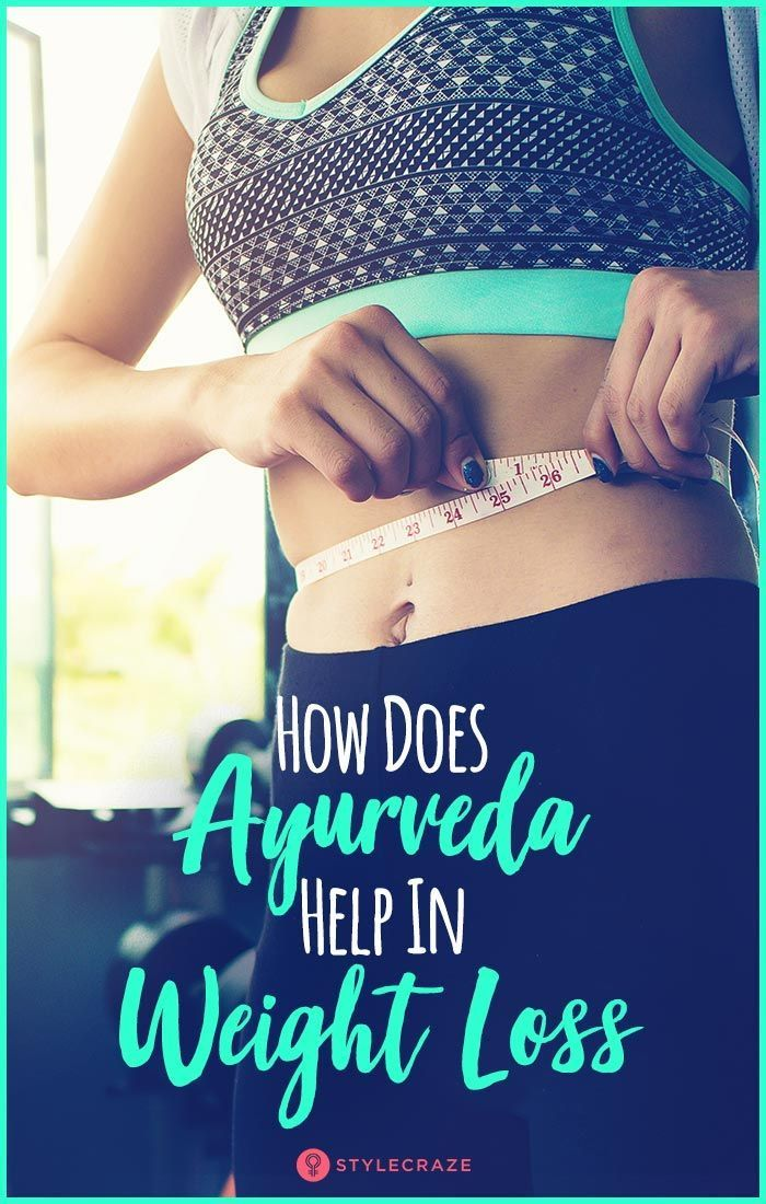 How Does Ayurveda Help In Weight Loss Herbal Remedies Pinterest