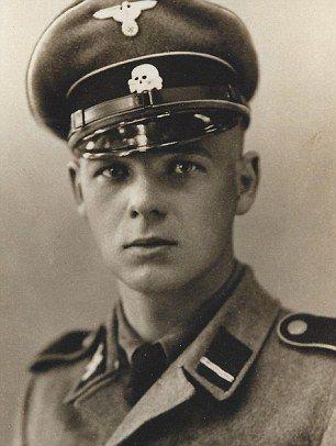 Franz Wunsch was an SS guard at Auschwitz
