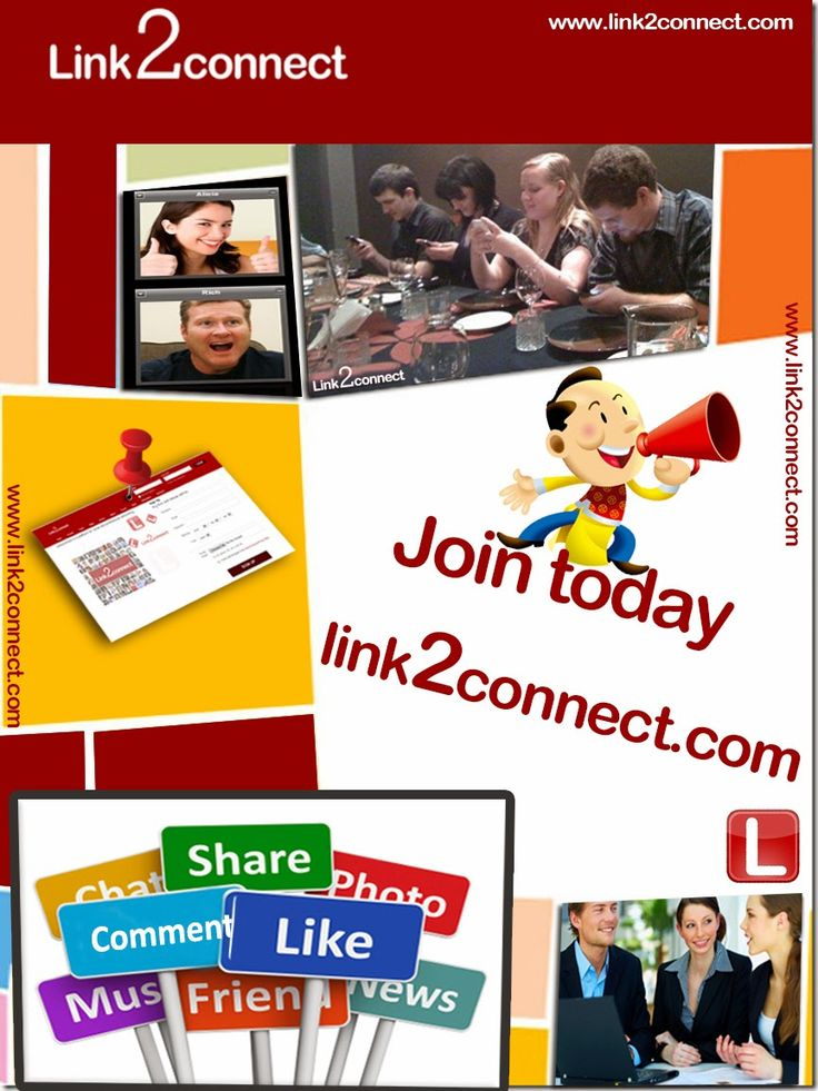 Link2connect - Social - Professional - Networking Website : Link2connect - Introduction