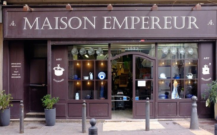 Paris may have E. Dehillerin, France's oldest kitchenware store, established in 1820, but Marseilles has Maison Empereur, a family-run institution opened i