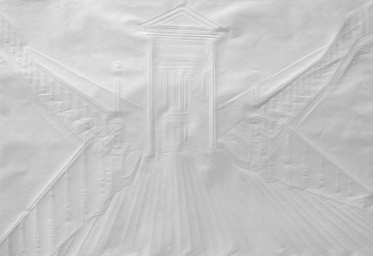 Papier Arbeiten / Simon Schubert   Design Graphique