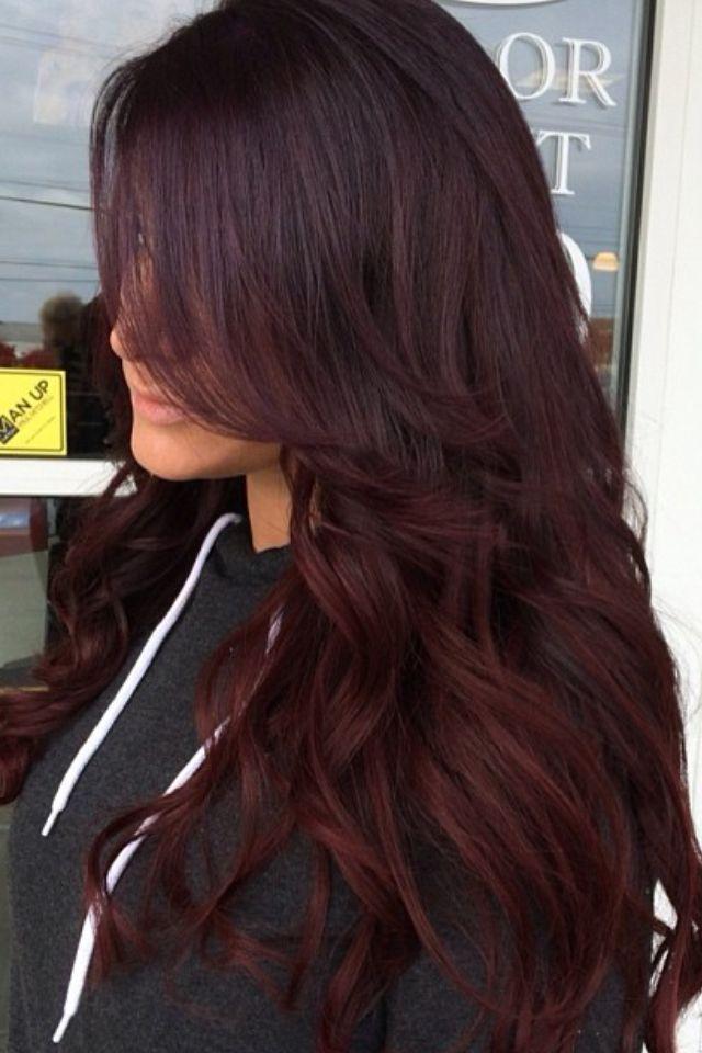 best 25 mahogany hair colors ideas on pinterest. Black Bedroom Furniture Sets. Home Design Ideas