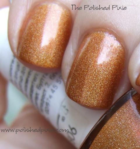 The Polished Pixie: Catherine Arley #806