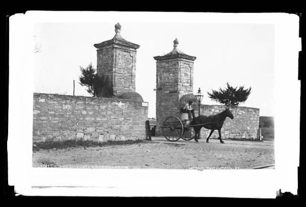 City Gate, St. Augustine Florida