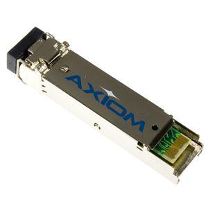 Axiom 1.25Gbps 1000Base-SX Multi-mode Fiber 550m 850nm Duplex LC Connector SFP Transceiver Module for Cisco Mfr P/N GLC-SX-MM-AX
