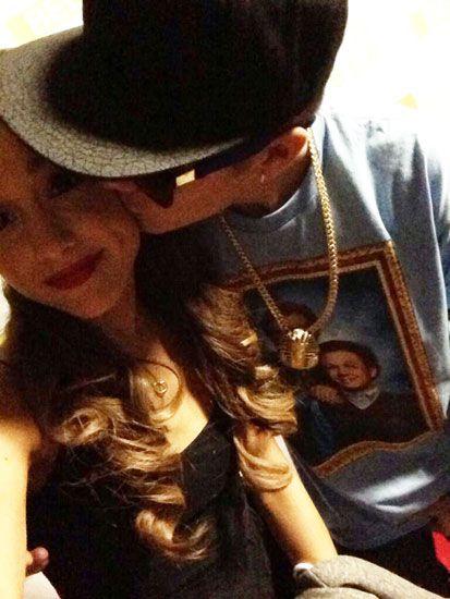 Ariana Grande & Justin Bieber.
