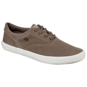 ?Sperry Wahoo CVO Canvas Shoes for Men? - Chocolate - 11.5M