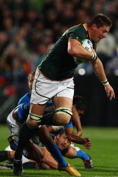 Bakkies Botha en Jaque Fourie weer deel van Springbok rugby