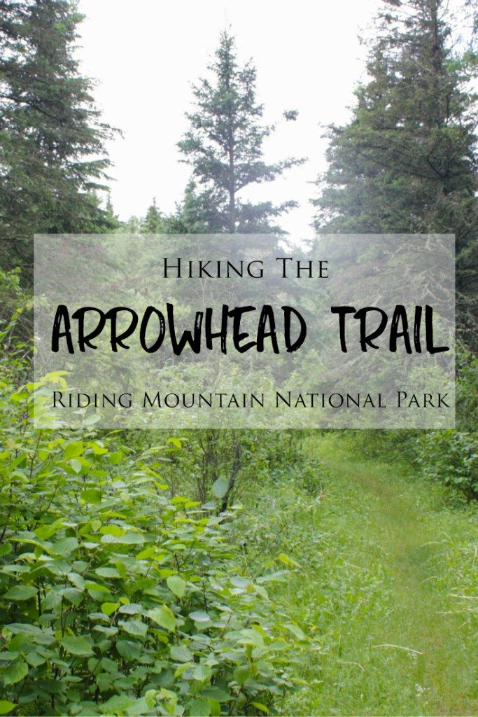 Hiking the Arrowhead Trail in Manitoba's Riding Mountain National Park -> Check out my blog post to read more about my experiences hiking this beautiful forested trail and see lots of photos from my visit.