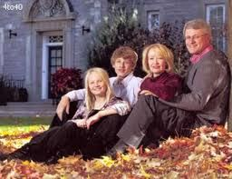 Image result for stephen harper family life