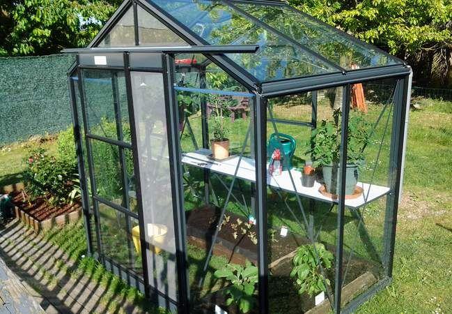 Serre De Jardin Petite Pas Chere De Balcon Notre Selection En