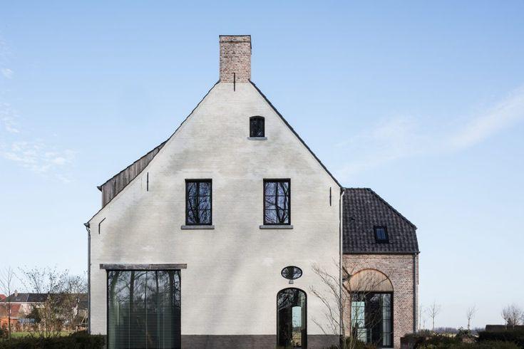 'D' Architectural Concepts - Project BM Grimbergen - Hoog ■ Exclusieve woon- en tuin inspiratie.