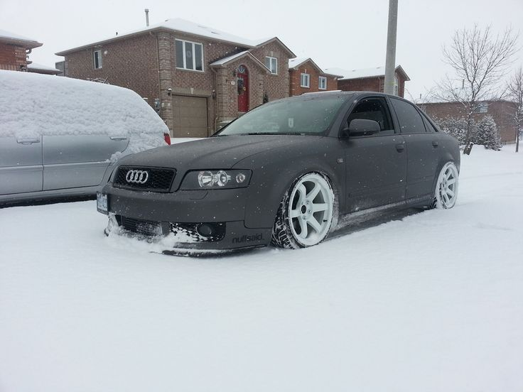 Liplow Static Daily A4 Quattro 1.8t - StanceWorks