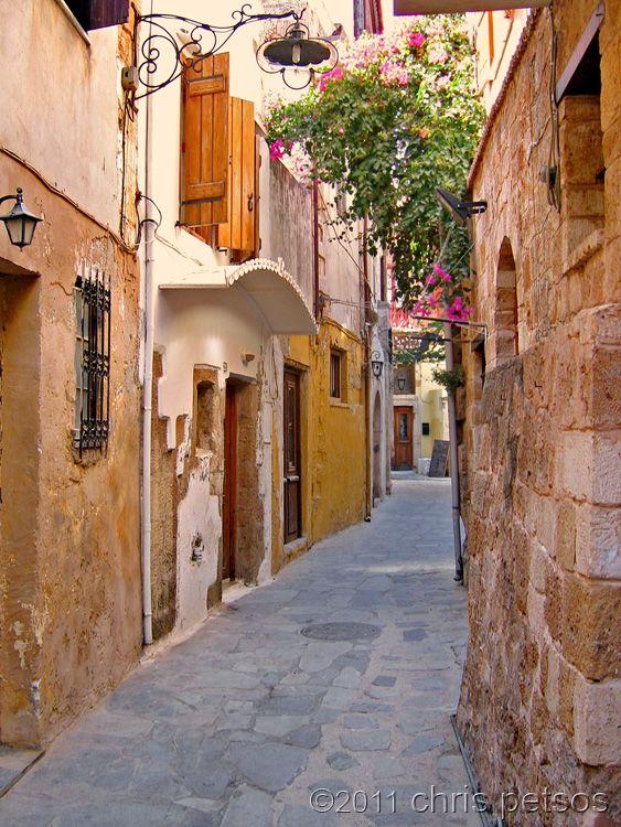 Chania, Crete, Greece (photo by Chris Petsos)