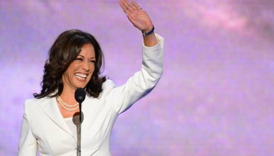 Kamala Harris First Black Female California Senate | HelloBeautiful