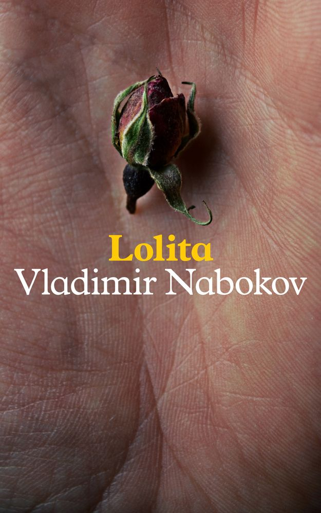 'Lolita' Book Cover Reimagined