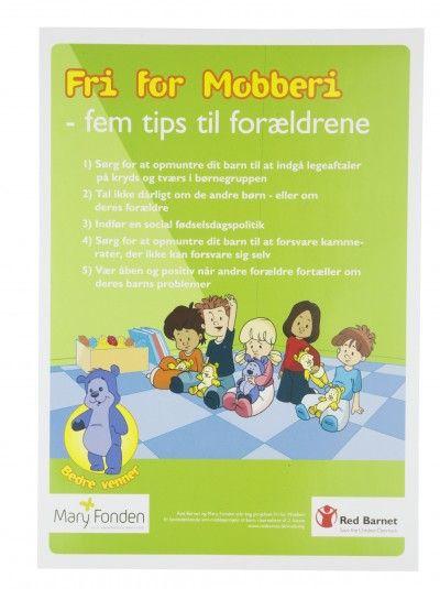 Forældretips - Fri For Mobberi