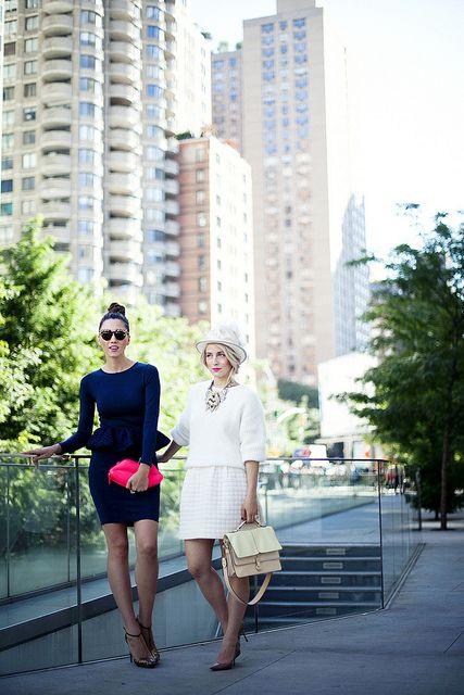 new york street style 2014 fabulous muses (1) by diana.enciu, via Flickr