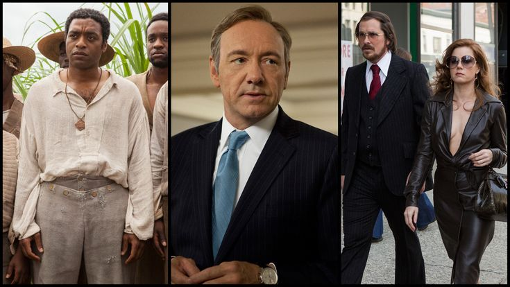 Golden Globe Nominations: '12 Years a Slave,' 'American Hustle' and 'House of Cards' Lead