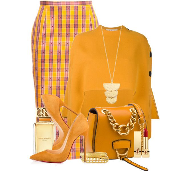 Marni by flowerchild805 on Polyvore featuring Marni, N°21, Christian Louboutin, Miu Miu, Gorjana, Ashley Pittman, Yves Saint Laurent and Tory Burch
