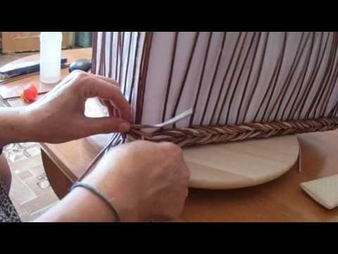 Два вида косичек, плетение из бумаги | oblacco