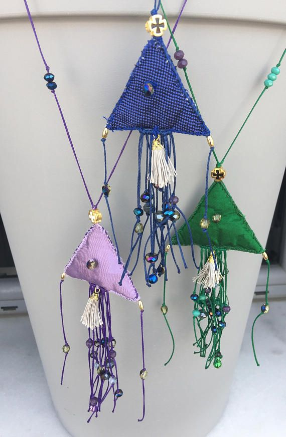 Necklace Charm Talisman Handmade necklace Symbols Lucky