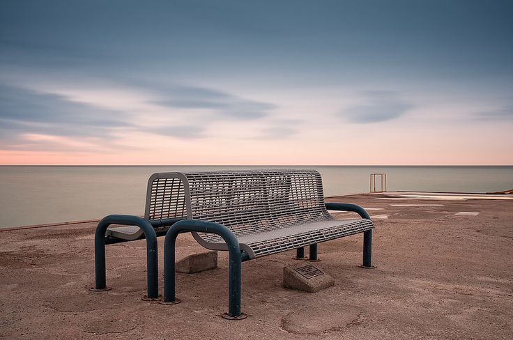 Seat with a view. Is Spring really here? Seeing as a month ago this bench was covered in ice, I'd say so. Oh the joy's of living in Canada. Lake Ontario from Whitby Harbour.