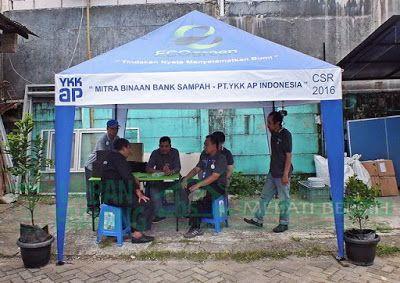 Bank Sampah Melati Bersih: Pelatihan Bank Sampah dan Kompos