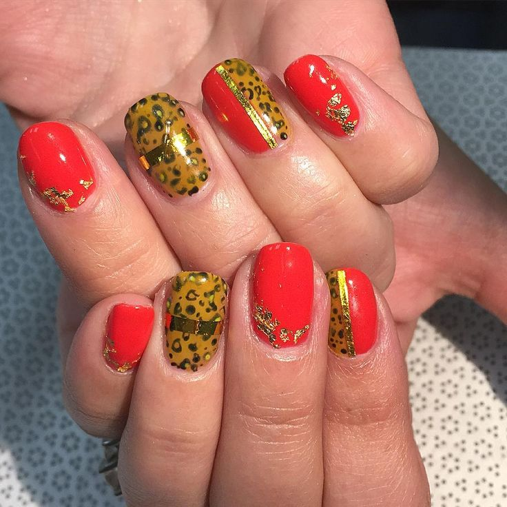 Acrylic Nails Trend Fall 2016: Awesome Summer Acrylic Nail Design Trends 2018